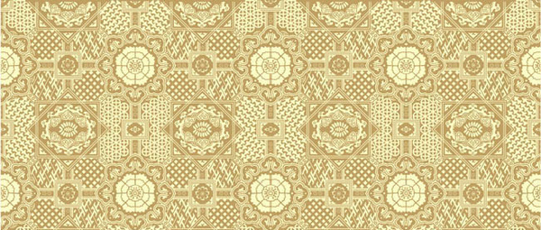 beautiful pattern background vector graphic