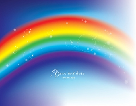 rainbow background modern colorful blurred decor