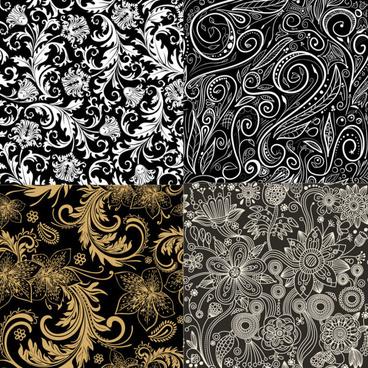 beautiful shading design elements