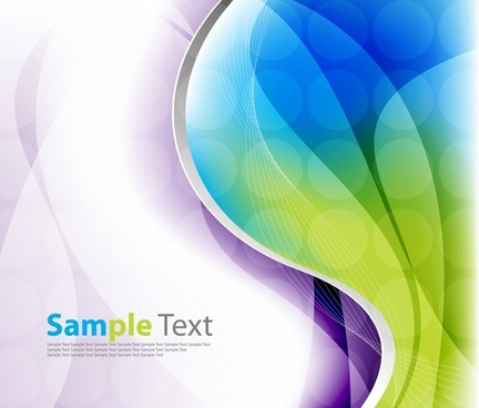 decorative background modern bright colorful blurred abstraction