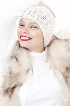 beauty cold elegance