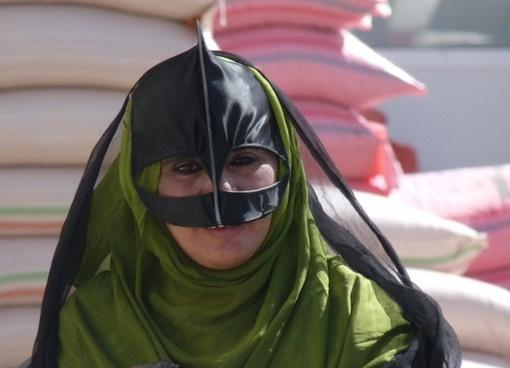 bedouin woman arabic nomad