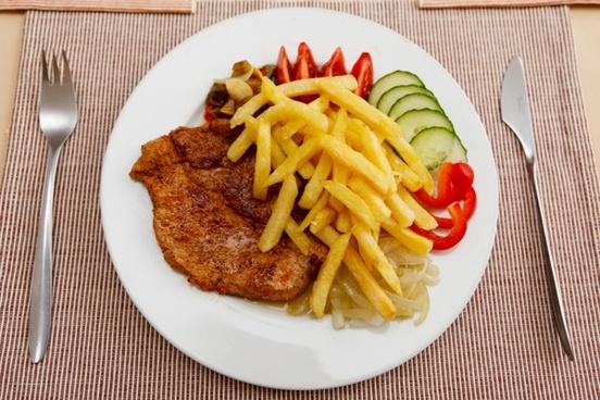 beef chips diet