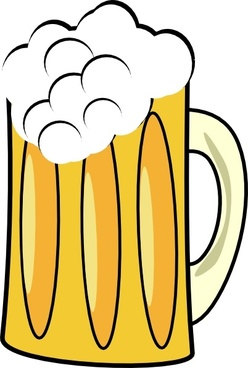 Beer Cup Mug clip art