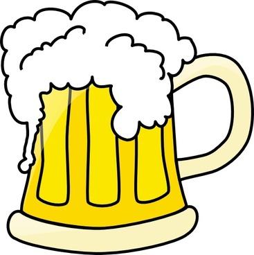 Beer Mug clip art
