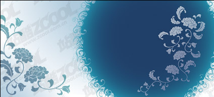 Before the ink pattern vector material