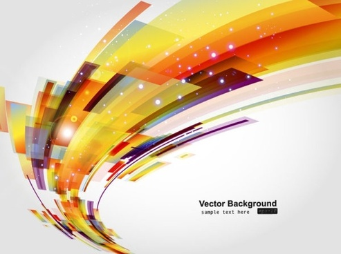behind the dynamic background 01 vector