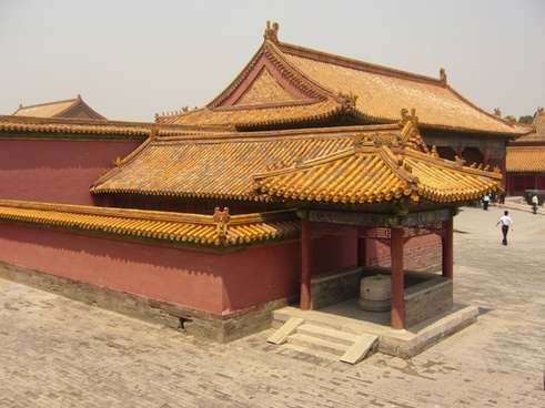 beijing forbidden city home