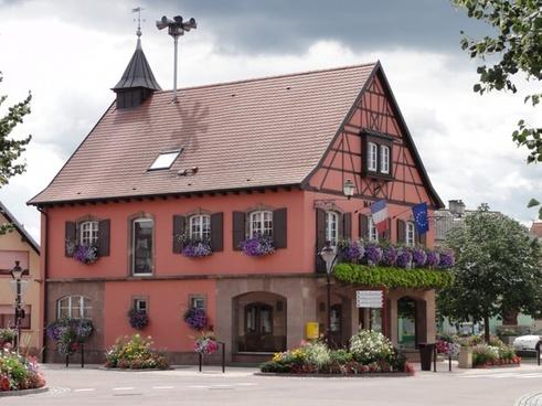 beinheim france building