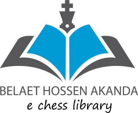 belaet hossen e chess library logo