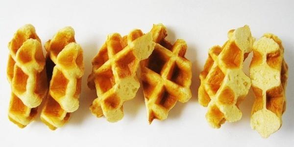 belgian waffle sweets