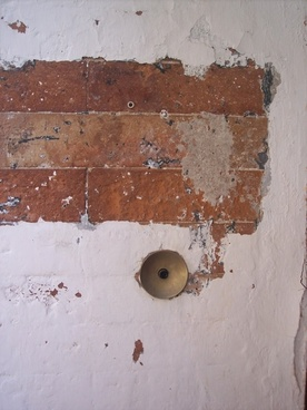 bell cretto old wall