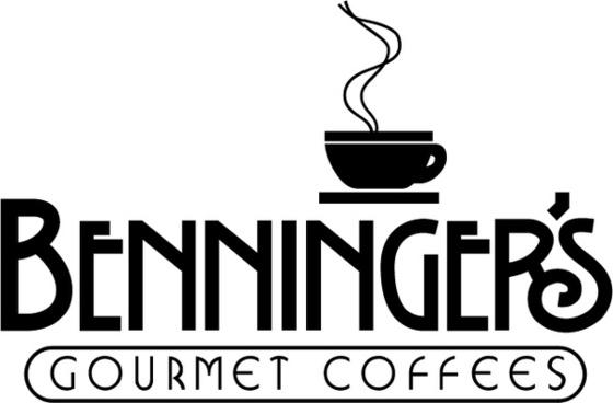 benningers gourmet coffees