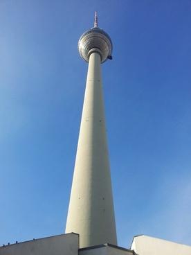 berlin alex tv tower