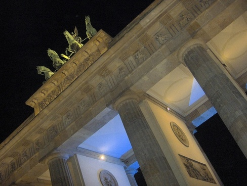 berlin brandenburg gate architecture