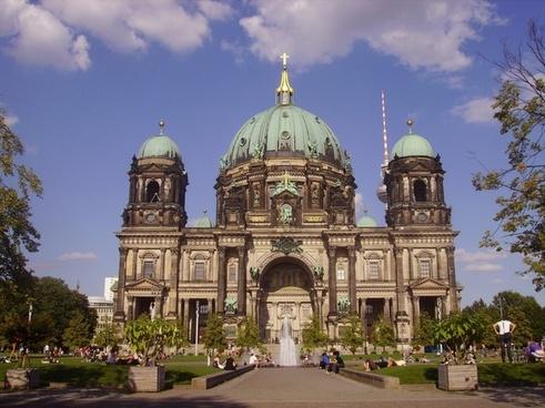 berlin germany church
