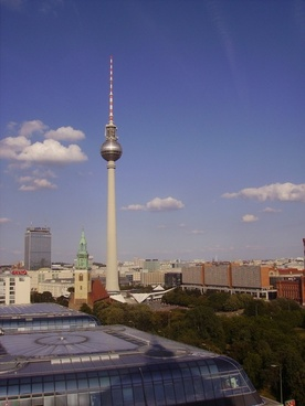 berlin germany tower