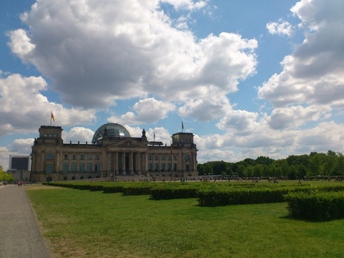 berlin policy reichstag
