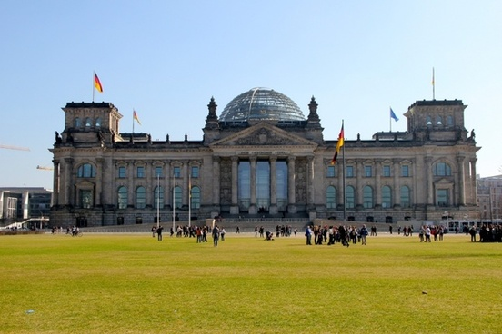 berlin reichstag government
