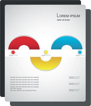best business brochure covers vector graphics