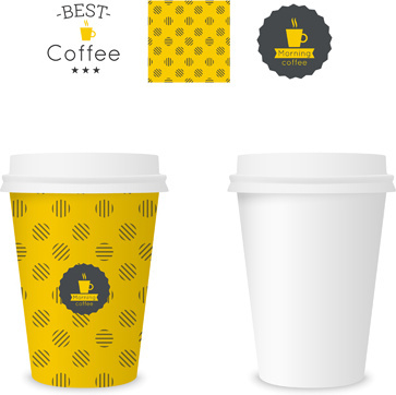 coffee cup template free vector download 15 519 free vector for
