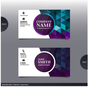 Software Company Business Card Free Vector Download 25 422 Free Vector For Commercial Use Format Ai Eps Cdr Svg Vector Illustration Graphic Art Design