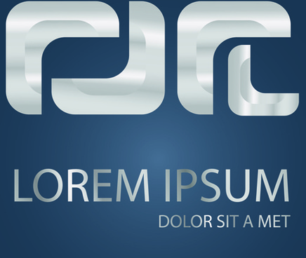 best company logos modern design vector