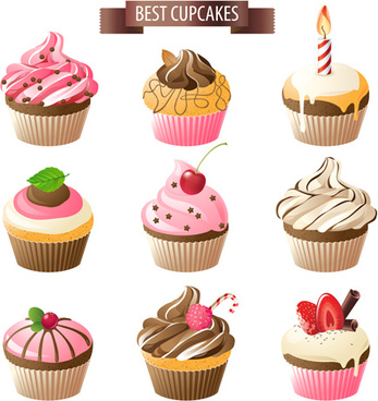 cupcake vector free vector download 149 free vector for commercial rh all free download com cake vectortor cupcake factory blog