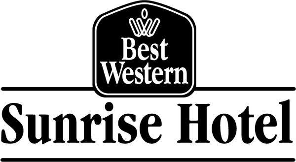 best western sunrise hotel