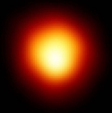 betelgeuse star red giant