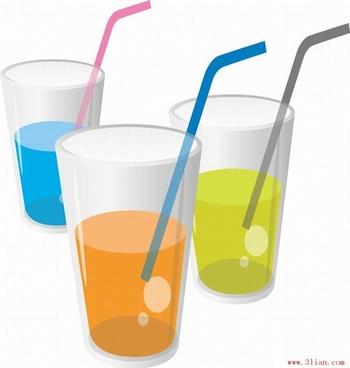 beverage vector
