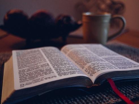 bible book document god holy indoors jesus