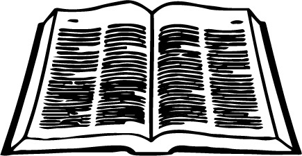 bible can be use for church logo