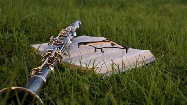 bible music clarinet