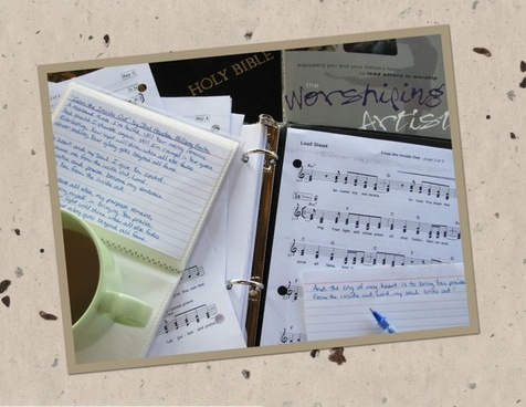 bible worship music