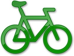 Bicycle Green 2
