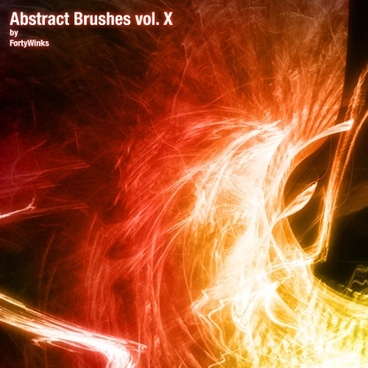 Big Abstract Brushes