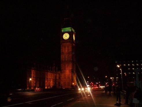 big ben london clock