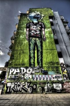 big graffiti