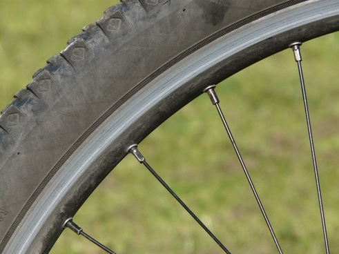 bike mature spokes