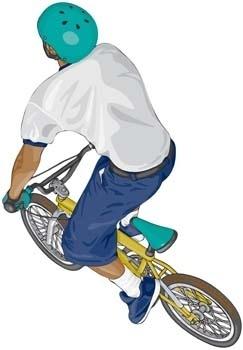 bike sport vector 5