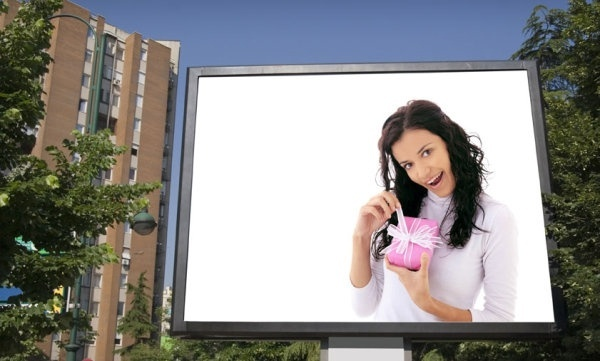 billboards and frame hd picture 4