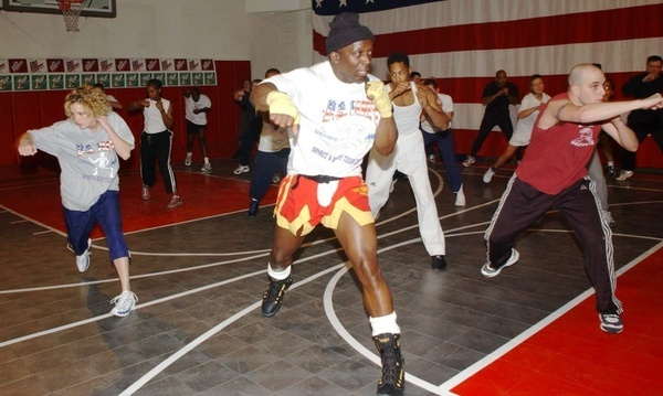 billy blanks tae bo workout