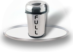 bin full