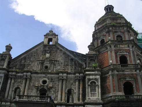 binondo gothic church