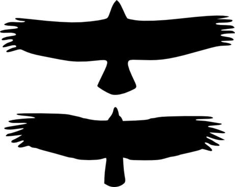 Birds clip art