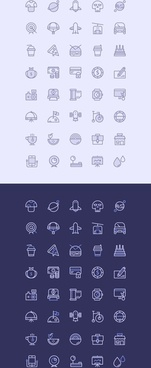 birply icon set