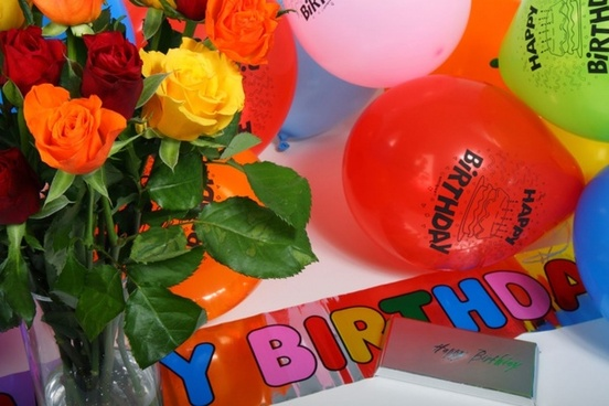 Birthday Flower Free Stock Photos Download 10977