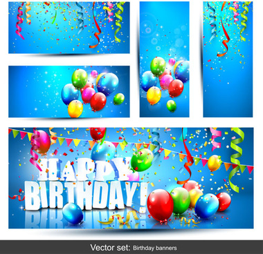editable birthday banner free vector download 11 423 free vector