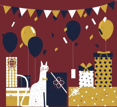 Birthday Party Background Free Vector Download 55 077 Free Vector For Commercial Use Format Ai Eps Cdr Svg Vector Illustration Graphic Art Design